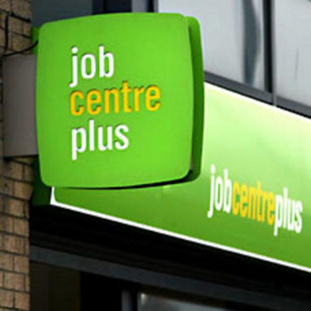 Lord calls in at Warrington Jobcentre Plus to find out about welfare changes