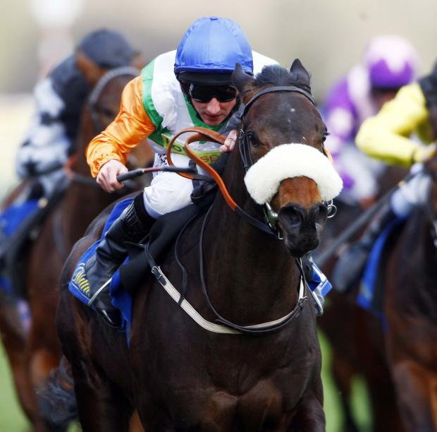 Warrington's Champion Jockey Paul Hanagan will ride in the Derby on Saturday, his first ride in the Epsom Classic