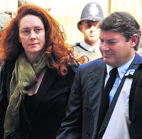 Rebekah Brooks cleared of phone hacking charges