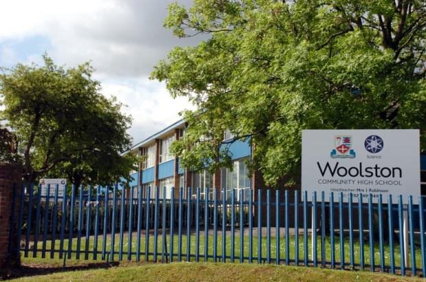 When it was open as Woolston High School