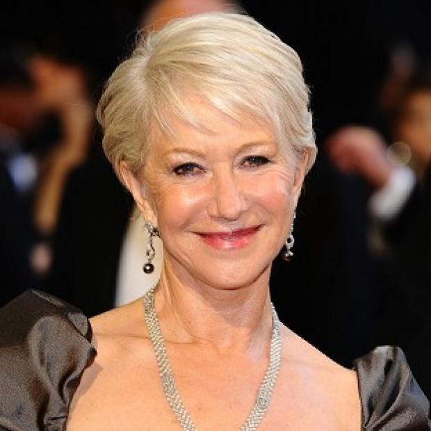 Dame Helen Mirren played a secret agent in her last film, The Debt