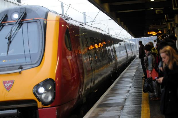 Town would lose out if high speed rail did not go ahead