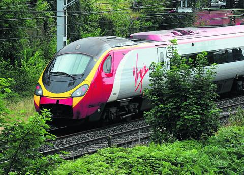 Virgin Rail service safe for two years