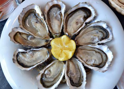 Oysters have been proven to aid fat loss.