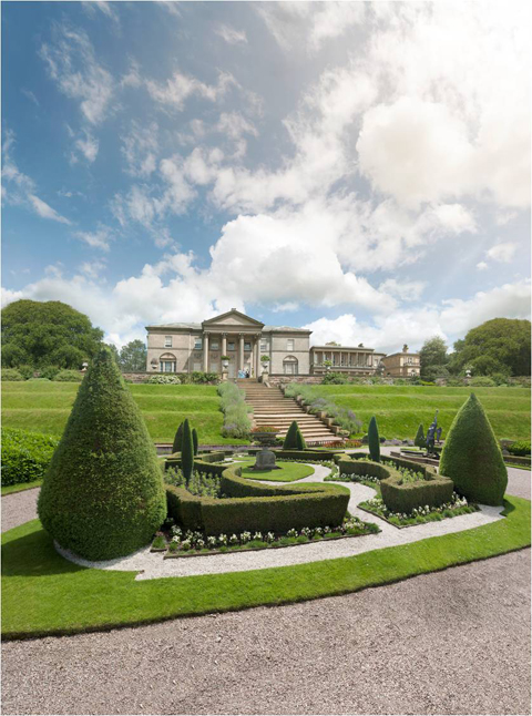 Vote for art group at Tatton Park