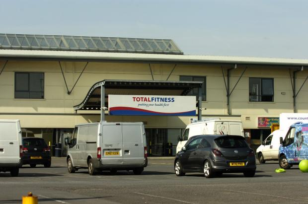 Shop plan for Total Fitness site agreed