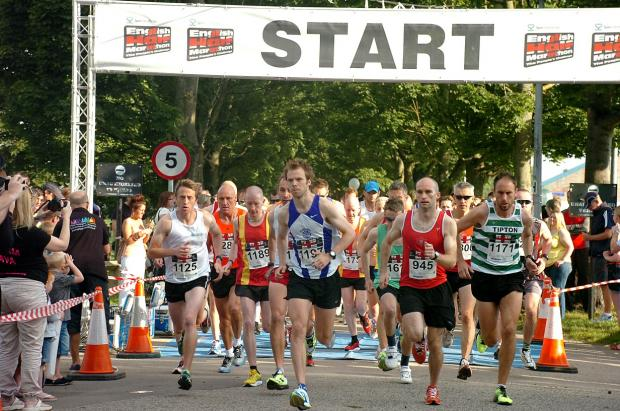 English Half Marathon in Warrington on course for sell out