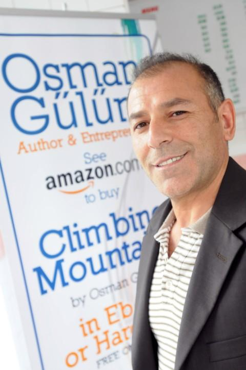 Osman Gulum hasn't given up on his dream