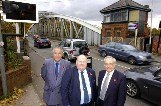 Eric Pickles joins crime commission campaign trail