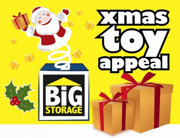 Last chance to donate to our toy appeal