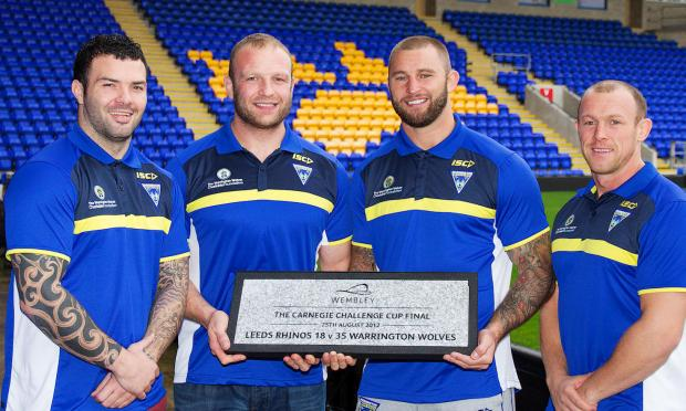 Permanent stone to mark Wolves' Wembley heroics