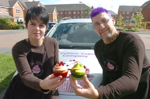 Updated: Company goes global after Harry Styles spotted in Chapelford buying cupcakes