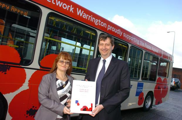 Wheels in motion for Poppy bus