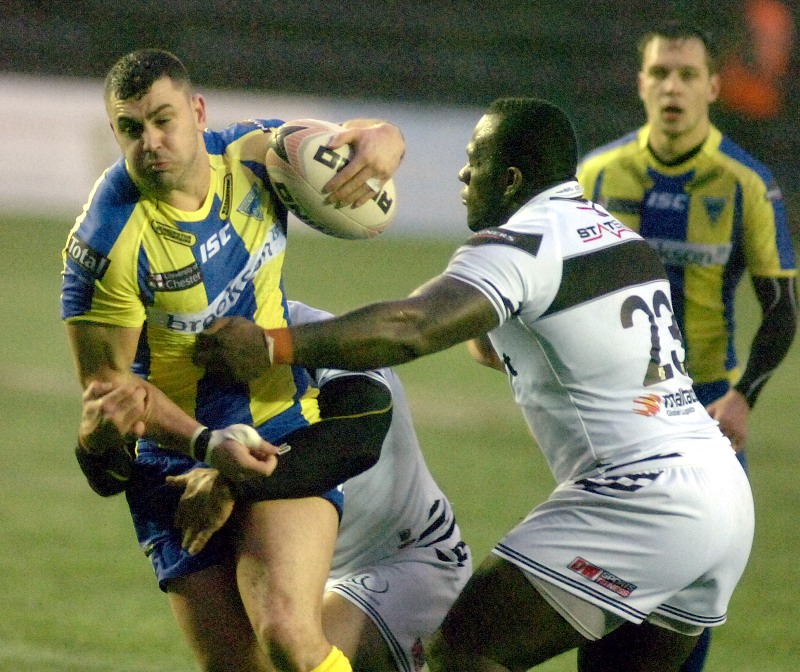 GUARDIAN VERDICT: Widnes Vikings 22 Warrington Wolves 30