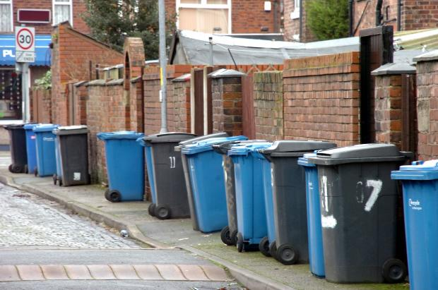 Bin move to take place next month