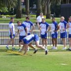 Warrington Guardian: Wolves will once again hope to feel the benefit of some warm weather training in Tenerife next week
