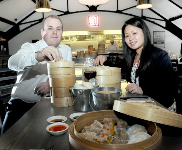 Pair open first Chinese Dim Sum restaurant in town