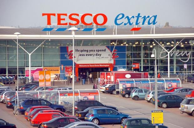 Nightmare shopping trip for couple attacked in Tesco
