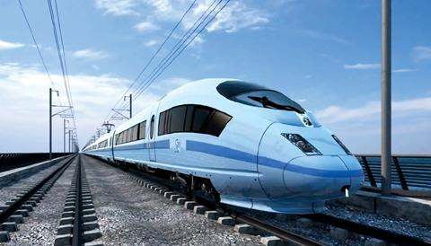 High Speed two trains will not stop in Warrington