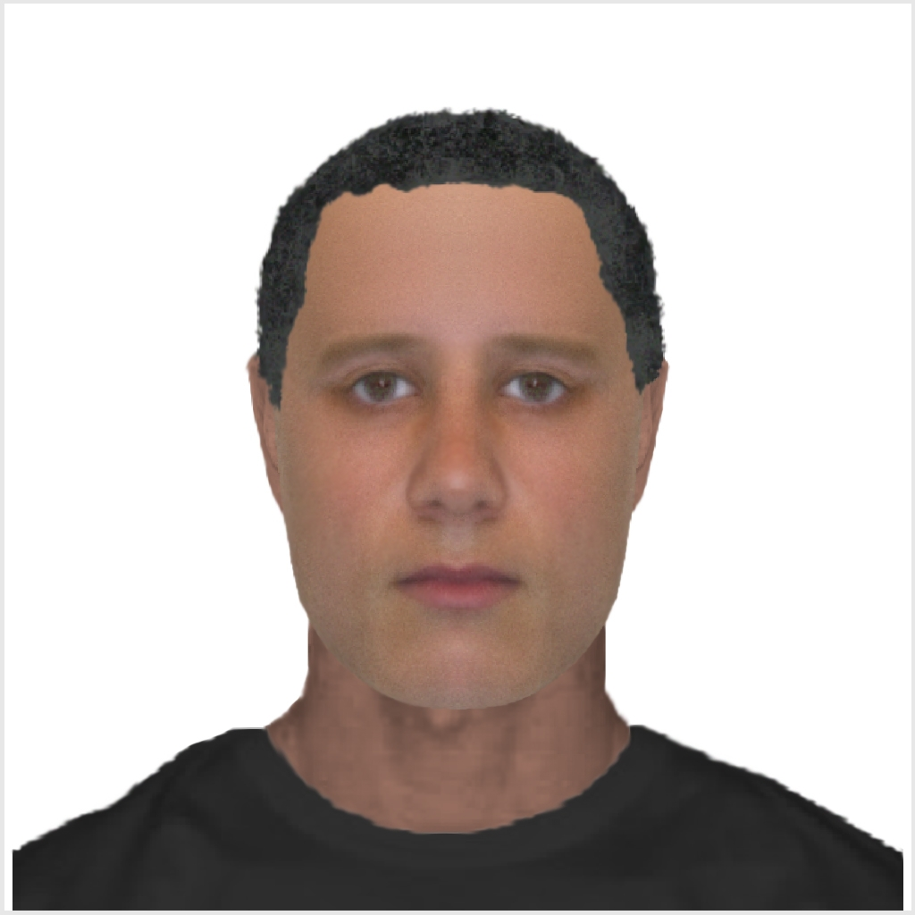 An e-fit of the suspect