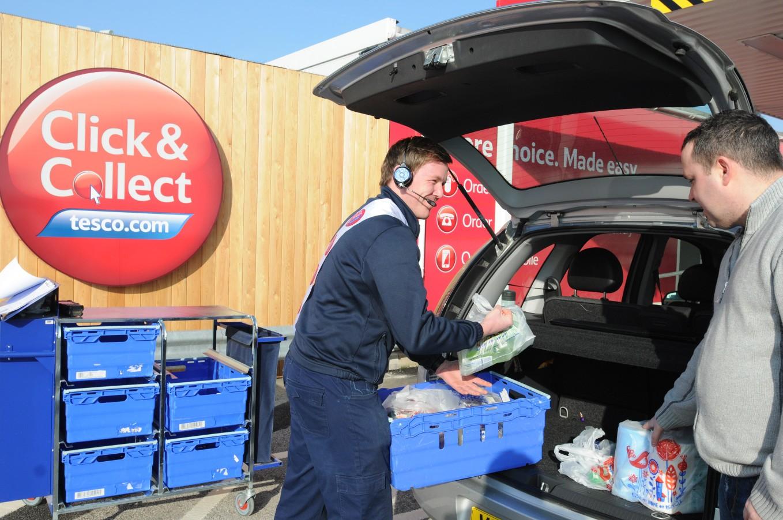 Click and collect at Tesco | Warrington Guardian