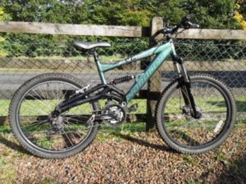 Bike stolen from ill man