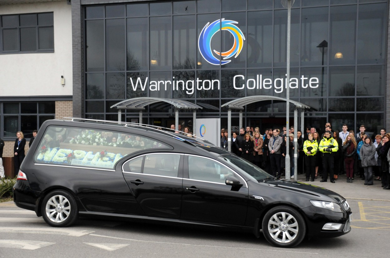 UPDATED: Mourners say goodbye to Nathan