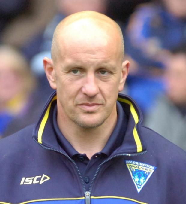 Warrington Guardian: Coach Gary Chambers took positives from win