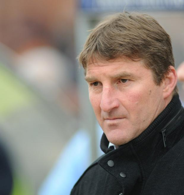 Warrington Guardian: Wolves boss Tony Smith is worried about where rugby league is going in the UK