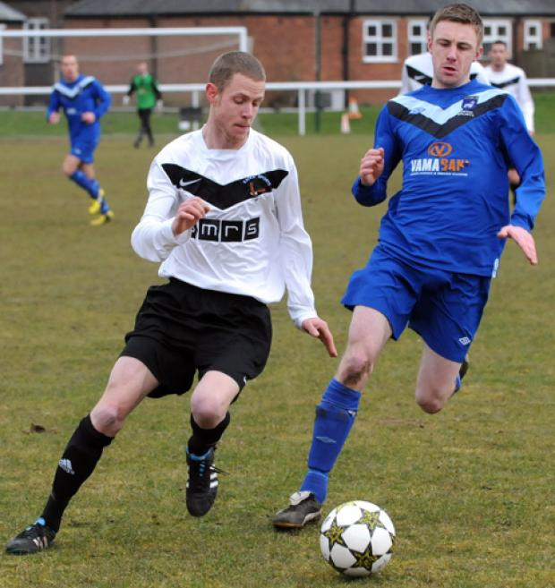Lostock Gralam slipped back into the relegation zone following Saturday's defeat.