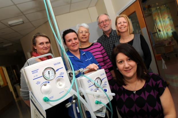 £20k raised to help prem babies in the town