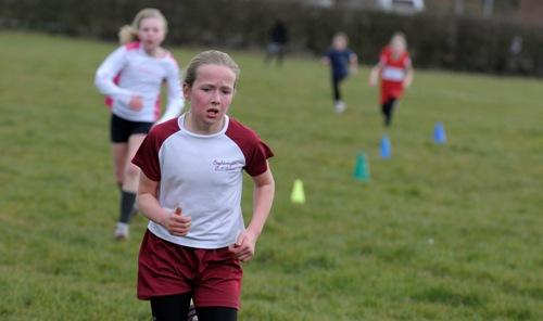 PICTURES: More pictures from Cinnamon Brow cross country race