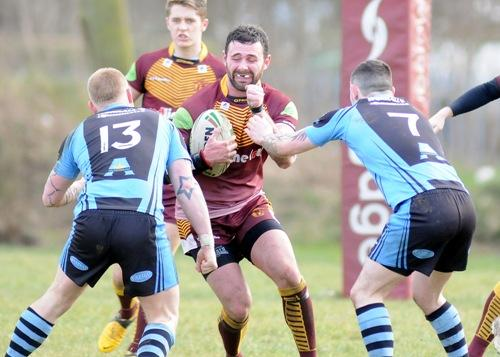 PICTURES ADDED: Latchford Albion stun Bold Miners