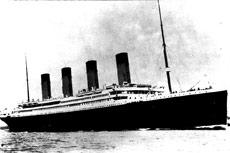 Warrington Guardian: 'Unsinkable': the doomed Titanic sets sail across the Atlantic Ocean