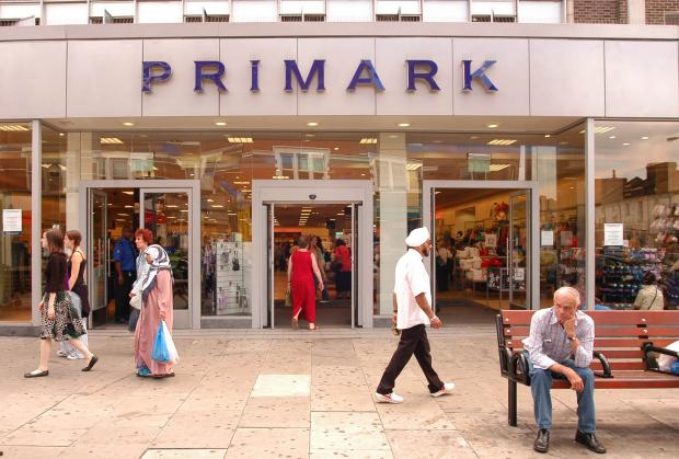 Primark heading for Warrington