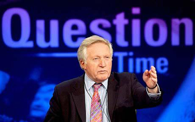 Panel members announced for Question Time in Warrington