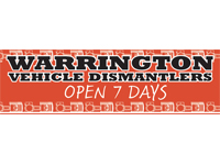 Warrington Vehicle Dismantlers