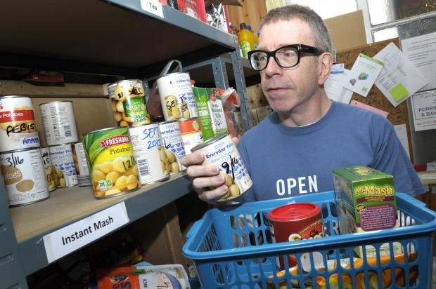 Warrington Guardian: More than 4,000 people got help from Warrington Foodbank in past year