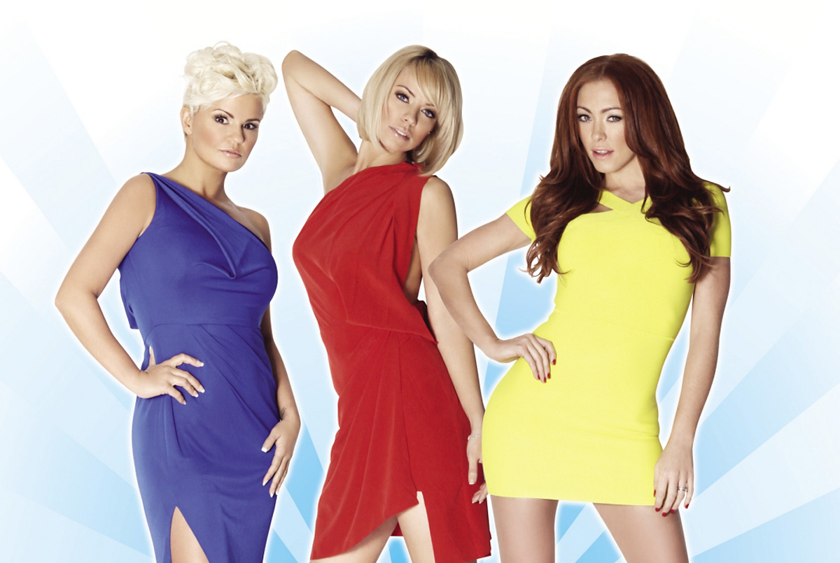 Atomic Kitten say Kylie Minogue 'stole song'