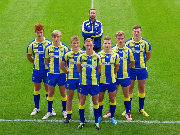 Warrington youngsters maintain form