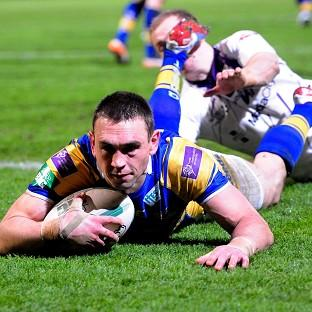 Warrington Guardian: Kevin Sinfield was always one of the front runners to take over the England captaincy