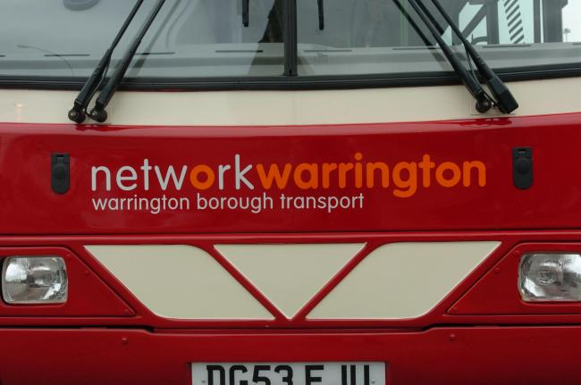 Bus service cuts on the way at Network Warrington