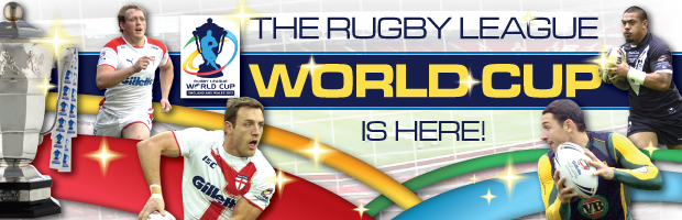 Warrington Guardian: Rugby League World Cup Is Here