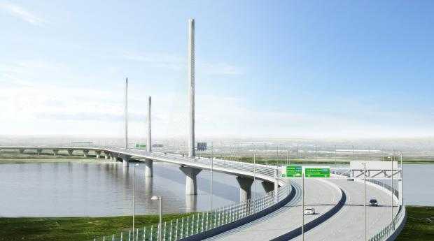 How the new Mersey Gateway will look