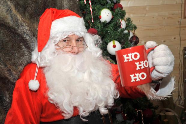 Warrington Guardian: Have breakfast or supper with Father Christmas
