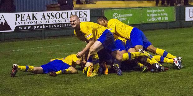 Town enjoyed a 17-match unbeaten run before Christmas