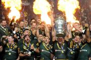 PICTURES: Australia win Rugby League World Cup