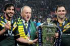 Rugby League World Cup stories, pictures, videos