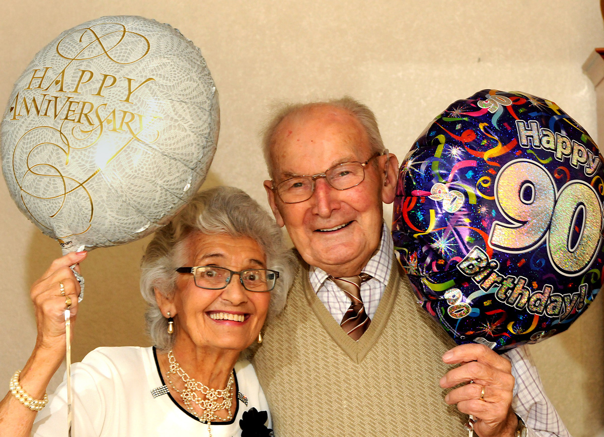 More than 1,000 in town aged 90 or above