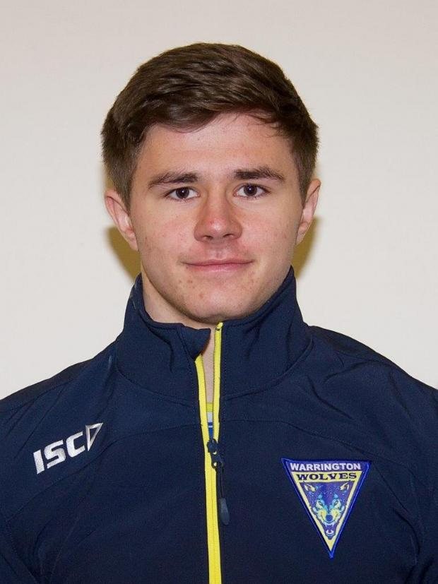 Warrington Guardian: Jack Johnson was named in the 20-man squad